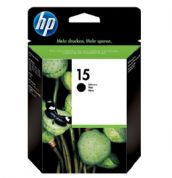HP 15 Ink Cartridge - Black